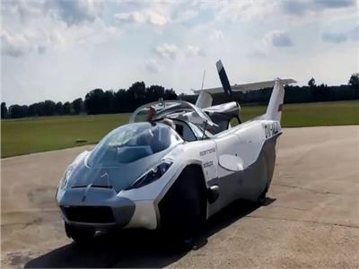 السيارة المبتكرة AirCar V5