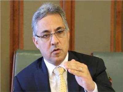 أحمد السجيني عضو مجلس النواب