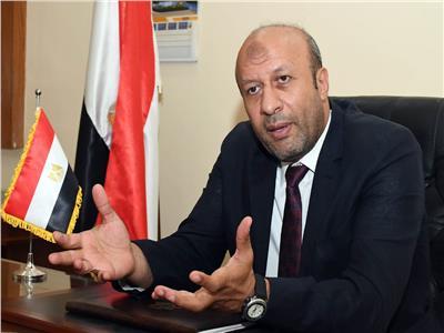 أحمد حسني الحيوي الأمين العام لصندوق تطوير التعليم