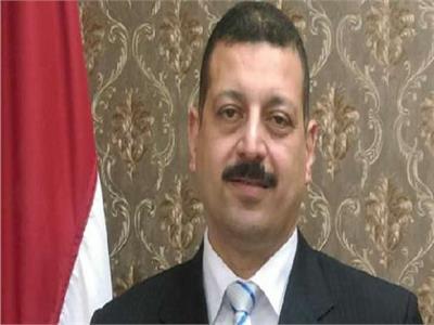 الدكتور أيمن حمزة، المتحدث الرسمي باسم وزارة الكهرباء والطاقة