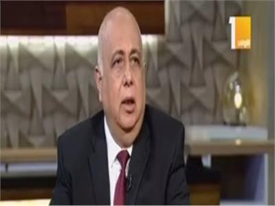 اللواء طيار هشام الحلبي، المستشار بأكاديمية ناصر العسكرية العليا