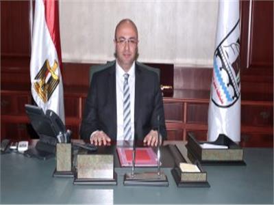 الدكتور محمد هاني غُنيم محافظ بني سويف