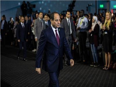 الرئيس عبدالفتاح السيسي- أرشيفية