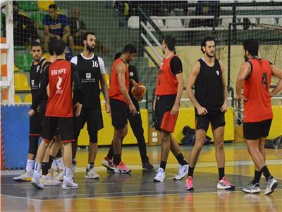 المنتخب المصري الأول لكرة السلة