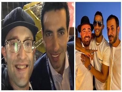 محمد أبوتريكة ومحمد رمضان