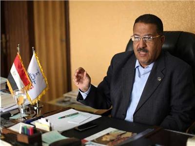 سعيد عبده رئيس اتحاد الناشرين المصريين
