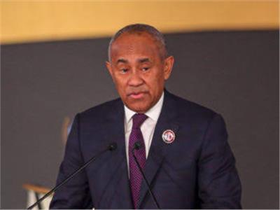 أحمد أحمد رئيس الاتحاد الأفريقي