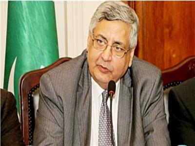 الدكتور محمد عوض تاج الدين، مستشار رئيس الجمهورية للشئون الصحية