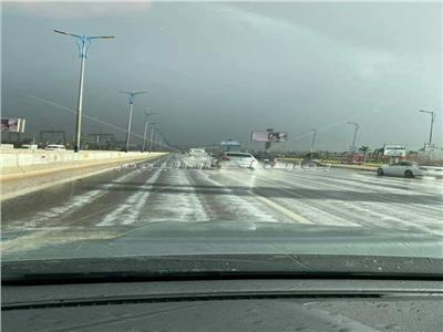 الطريق مصر أسكندرية الصحراوي