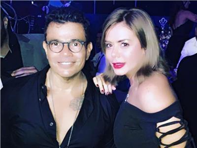 عمرو دياب و إيمي سالم