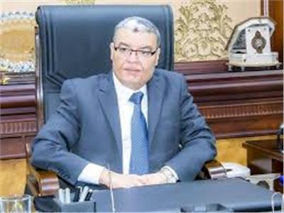 اللواء اسامة القاضي محافظ المنيا