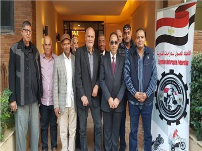 الاتحاد المصري للدراجات النارية