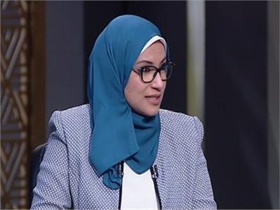 الدكتورة نهي عاصم مستشارة وزيرة الصحة للأبحاث الدوائية
