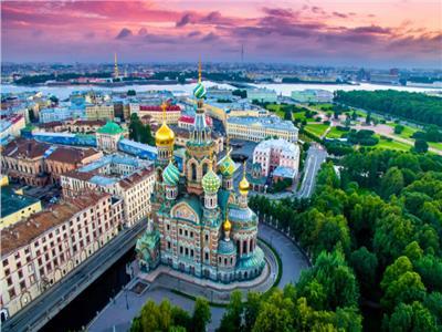مزارات سياحية في روسيا