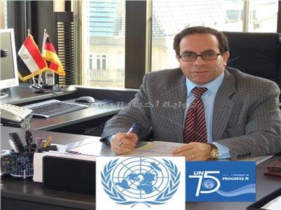 د.سعيد البطوطى- الخبير السياحي، والمستشار الاقتصادي لمنظمة السياحة العالمية
