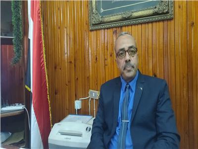 عادل حصحص مدير عام الطب البيطرى
