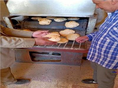 حملة الرقابة علي الخبز