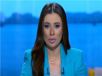 الإعلامية هدير أبو زيد