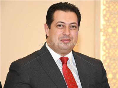 الدكتور مؤمن العشماوي مستشار الإصلاح الإدارى