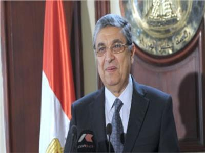 وزير الكهرباء الدكتور محمد شاكر