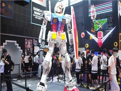 اليابان تكشف عن روبوت عملاق