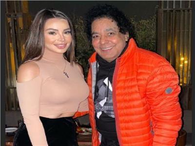 محمد منير وجوهرة