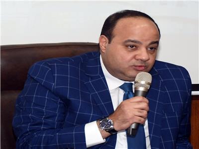 الكاتب الصحفى أحمد جلال رئيس مجلس إدارة مؤسسة أخبار اليوم