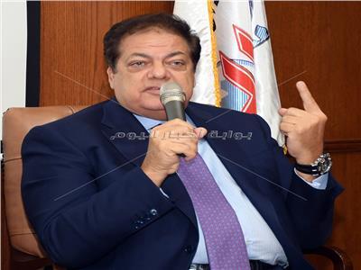 النائب محمد أبو العينين، رئيس مجلس إدارة كليوباترا