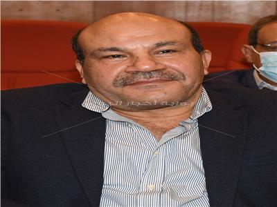 الكاتب الصحفى وليد عبد العزيز منسق عام المؤتمر