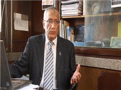 الدكتورعبد الهادي علي أستاذ الكيمياء الحيوية بمعهد الأورام