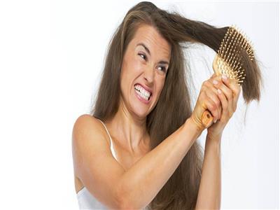 طرق لعلاج فك تشابك الشعر