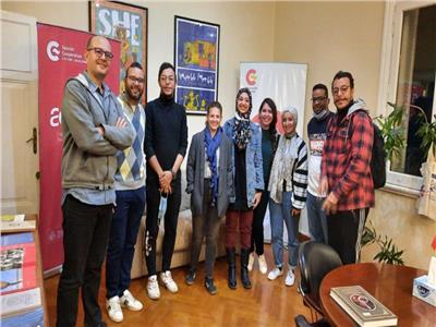 التعاون الإسباني ينظم ورشة فنية لتعزيز المساواة بين الجنسين من خلال الكوميكس