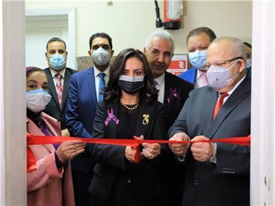 افتتاح وحدة الإستجابة الطبية للتعامل مع المعنفات