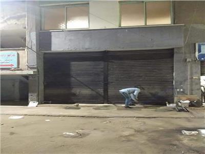 التزام تام من الورش الحرفية بمواعيد الغلق بمدينة نصر