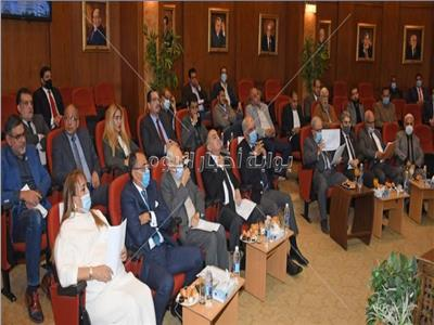 الجلسة التحضيرية الرابعة لمؤتمر أخبار اليوم الاقتصادي السابع