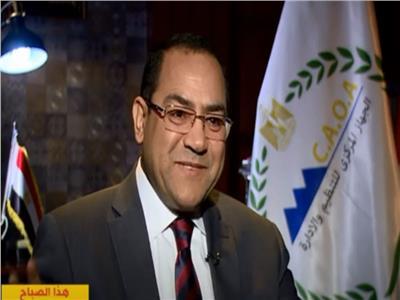 الدكتور صالح الشيخ، رئيس جهاز جهاز التنظيم والإدارة
