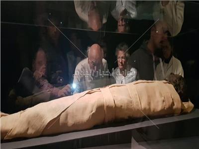 زيارة الرئيس الأسبق الفرنسي الآخيرة لـ«مصر»