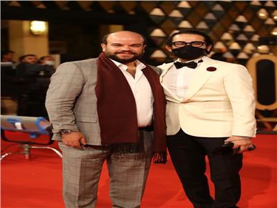 محمد عبد الرحمن وأحمد حلمي
