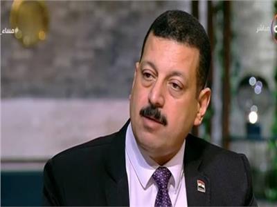 الدكتور أيمن حمزة، المتحدث الرسمي لوزارة الكهرباء