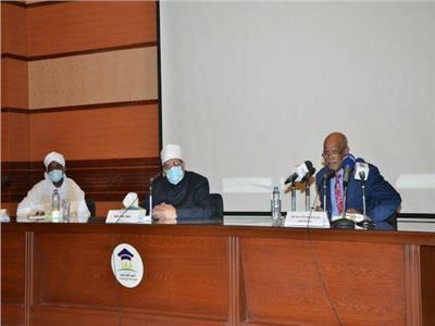 السفير السوداني بالقاهرة
