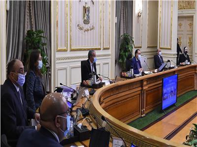 اجتماع مجلس الوزراء - صورة ارشيفية