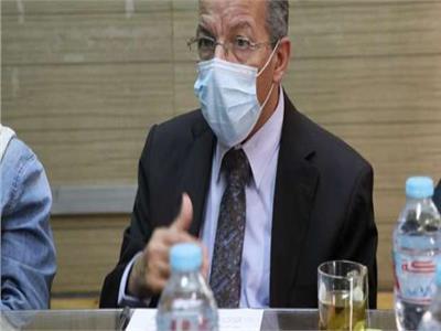 الدكتورأسامة عبد الحي أمين عام نقابة الأطباء