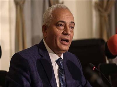 نائب وزير التعليم د. رضا حجازي