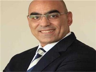 هشام نصر رئيس اللجنة المنظمة لبطولة كأس العالم لكرة اليد