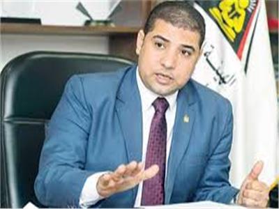 الدكتور عاشور عمرى، رئيس الجهاز التنفيذى لهيئة تعليم الكبار