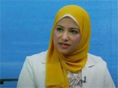 الدكتورة نهى عاصم، مستشارة وزيرة الصحة للأبحاث
