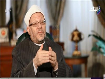 شوقي علام مفتي الديار المصرية