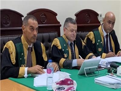 هيئة محكمة جنايات القاهرة