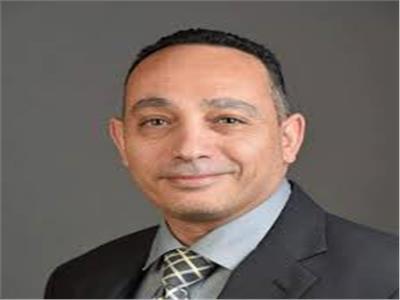 الدكتور فريدي البياضي عضو الحزب المصري الديمقراطي الاجتماعي