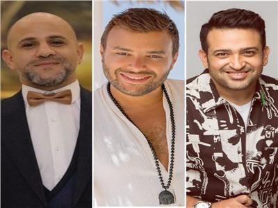 تطورات الخلاف بين رامي صبري وعزيز الشافعي وتامر حسين على «شكرًا»